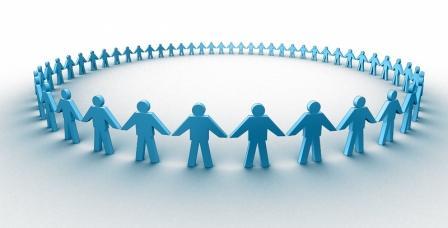 Greering circle -  human circle